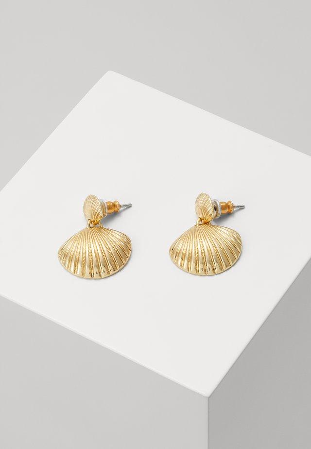 EARRINGS LOVE - Kolczyki - gold-coloured