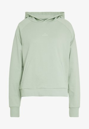 HANG ON RAGLAN - Hoodie - mint