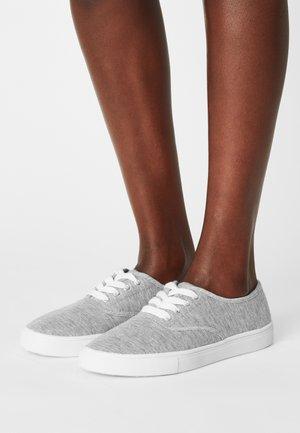 2 PACK - Sneakers basse - grey/light pink