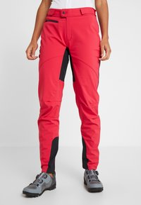 Vaude - WOMENS QIMSA PANTS II - Pantalons outdoor - cranberry - 0