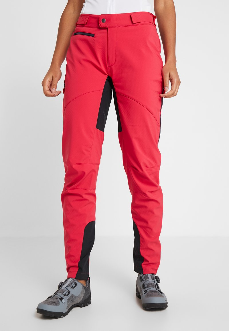 Vaude - WOMENS QIMSA PANTS II - Pantalons outdoor - cranberry