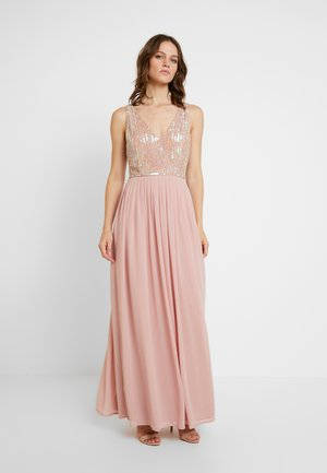 AMADINA MAXI - Robe de cocktail - nude