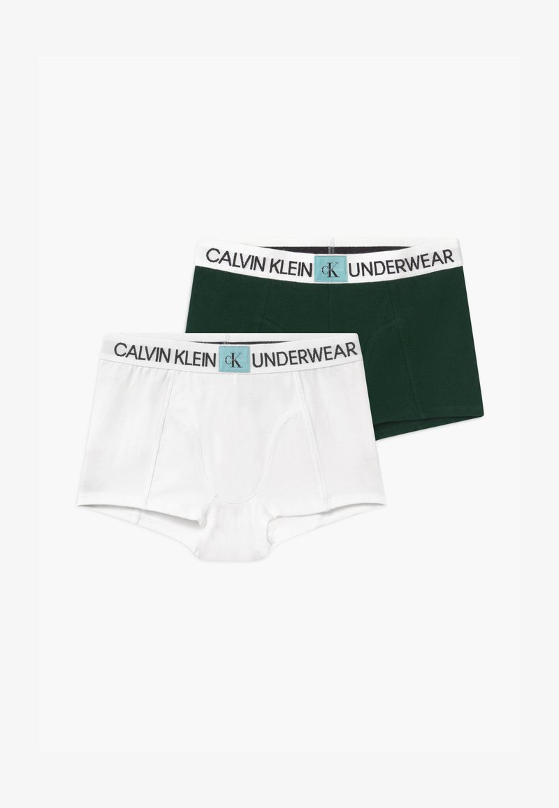 Calvin Klein Underwear - 2 PACK - Pants - green