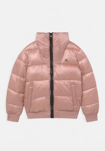 PACKABLE PUFFER - Winter jacket - delicate rose
