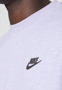 Nike Sportswear - CREW - Sweatshirt - purple chalk/smoke grey - 5