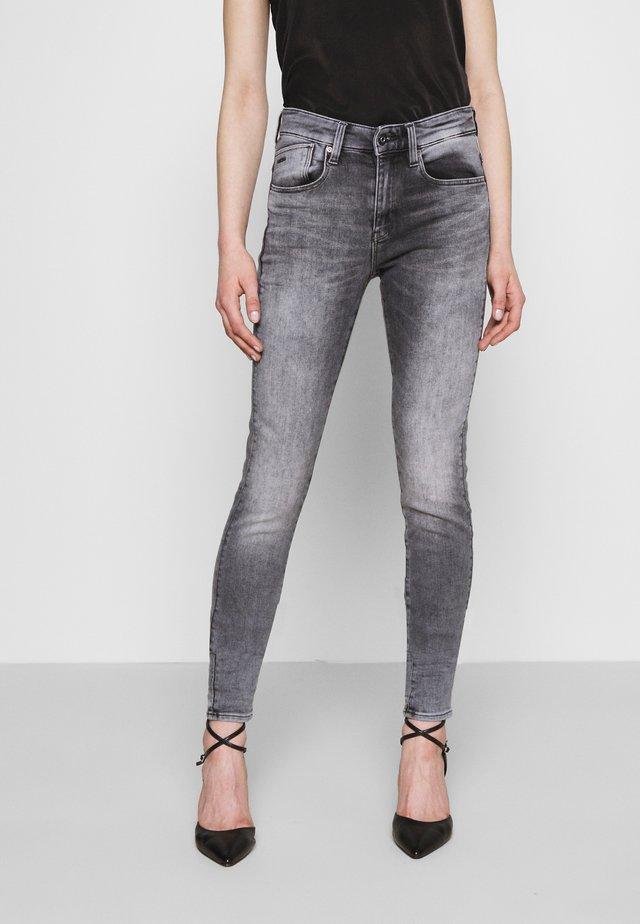 LHANA SKINNY WMN - Skinny džíny - grey