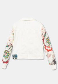 Desigual - CHAQ_ALDUMBERRI - Denim jacket - white - 1