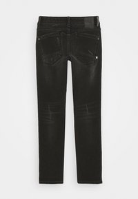 Vingino - AMADEO - Jeans Skinny Fit - black vintage - 1