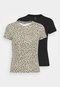 Monki - Print T-shirt - multicolor - 5