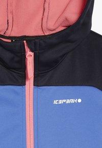 Icepeak - LAMESA  - Soft shell jacket - aqua - 4