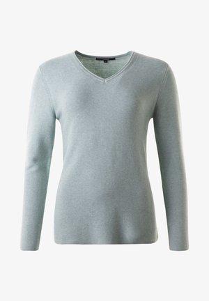 HOLLY - Sweatshirt - jade mel