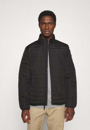 LIGHTWEIGHT PUFFER JACKETS - Veste mi-saison - true black