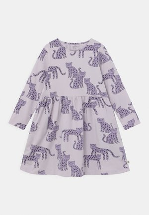 MINI LEO - Jersey dress - light lilac