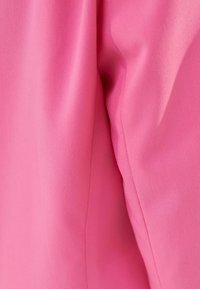 Bershka - Short coat - pink - 5