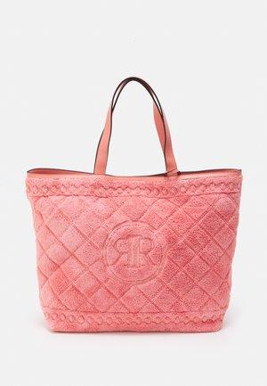 SET - Tote bag - coral