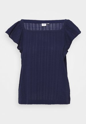 Blouse - new navy