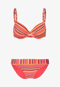 WIRE SET - Bikini - orange