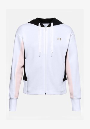 RIVAL - Zip-up hoodie - white