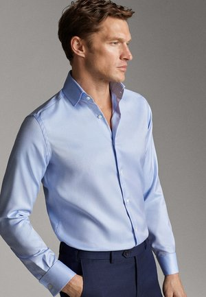 TAILORED FIT - Formal shirt - light blue
