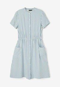 LMTD - Shirt dress - ashley blue - 2
