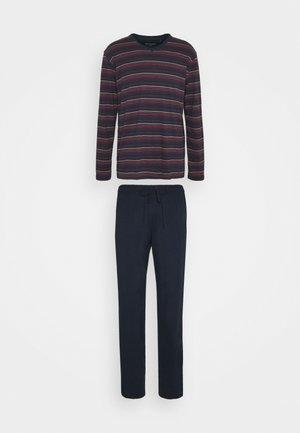 SCHLAFANZUG LANG - Pyjamas - dunkelblau