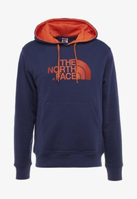 The North Face - DREW PEAK - Mikina s kapucí - montague blue - 4