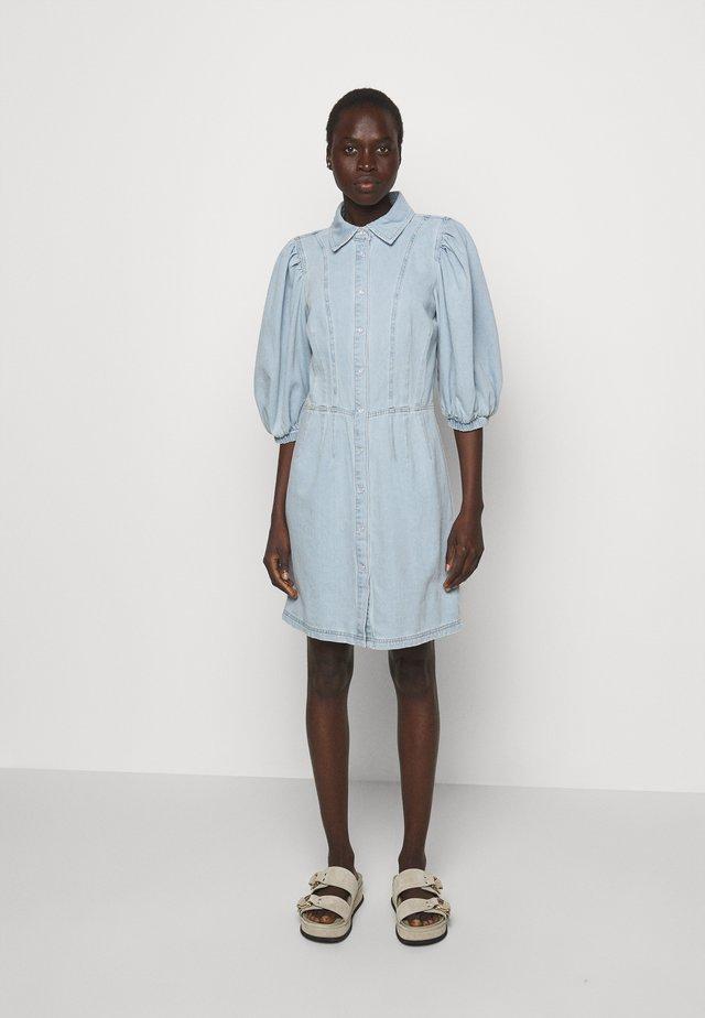 ABITO - Denim dress - denim