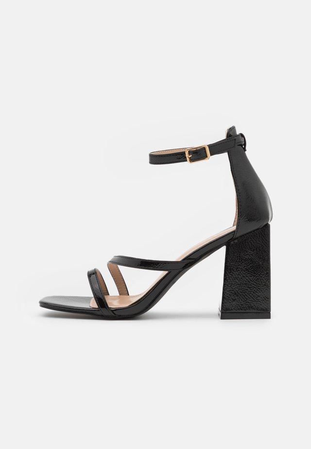 BETHANY - Sandals - black