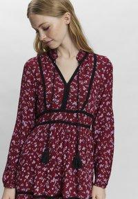 Vero Moda - ANCLE - Maxi dress - tibetan red - 2