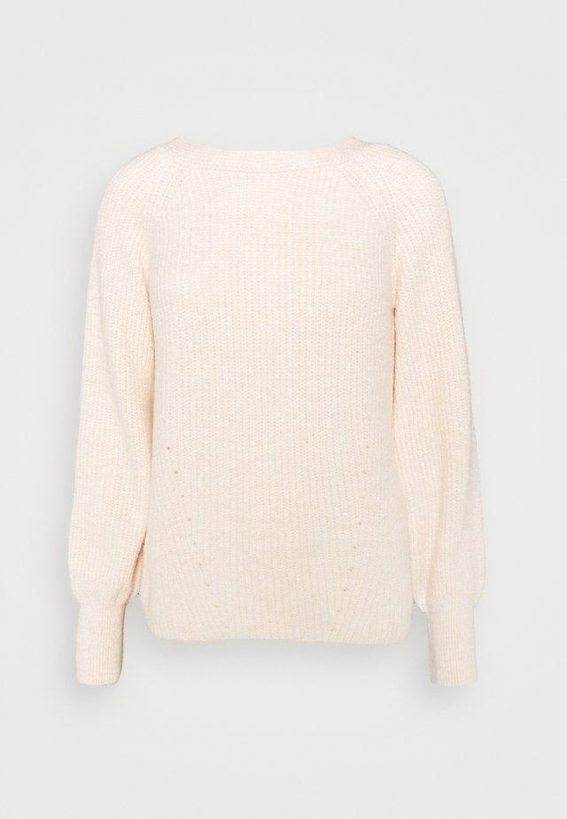 MJULIA - Pullover - rose skin