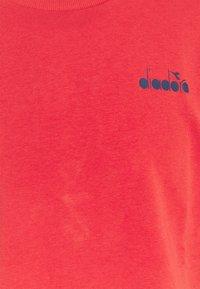 Diadora - CREW CLUB - Sudadera - molten lava red - 2