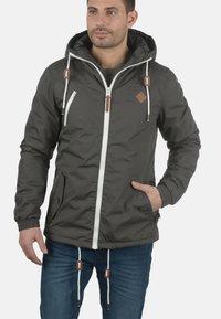 Solid - TILDEN - Light jacket - dark grey - 0