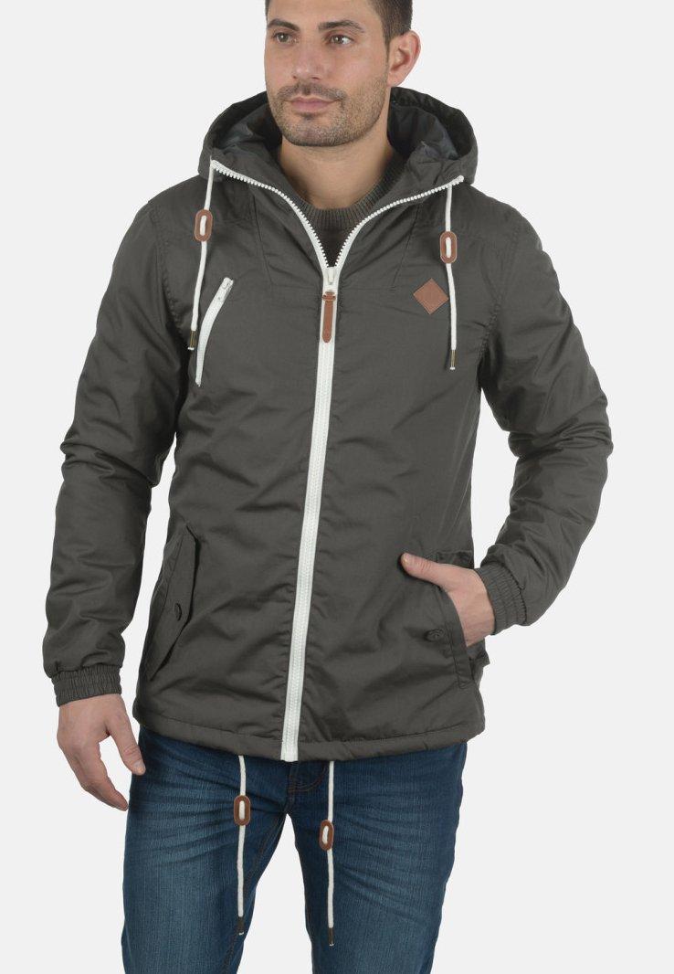 Solid - TILDEN - Light jacket - dark grey
