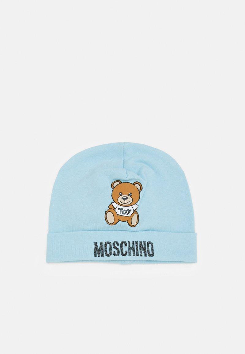 MOSCHINO - HAT UNISEX - Čepice - baby sky blue