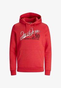 Jack & Jones - Hoodie - true red - 5