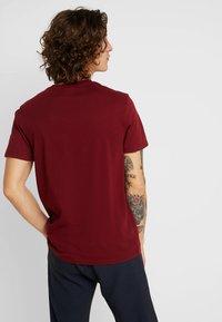 Levi's® - ORIGINAL TEE - T-shirt basique - warm cabernet - 2