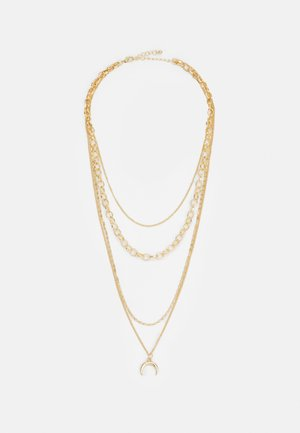 ONLKAISY NECKLACE - Collana - gold-coloured