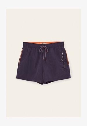 BRYAN - Swimming shorts - azul marino