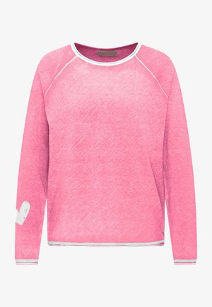 Jumper - fanatic pink