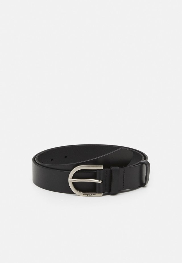 BELT BELTVA - Riem - black