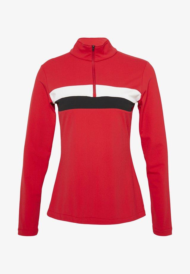 LEXIE - Sweatshirt - red