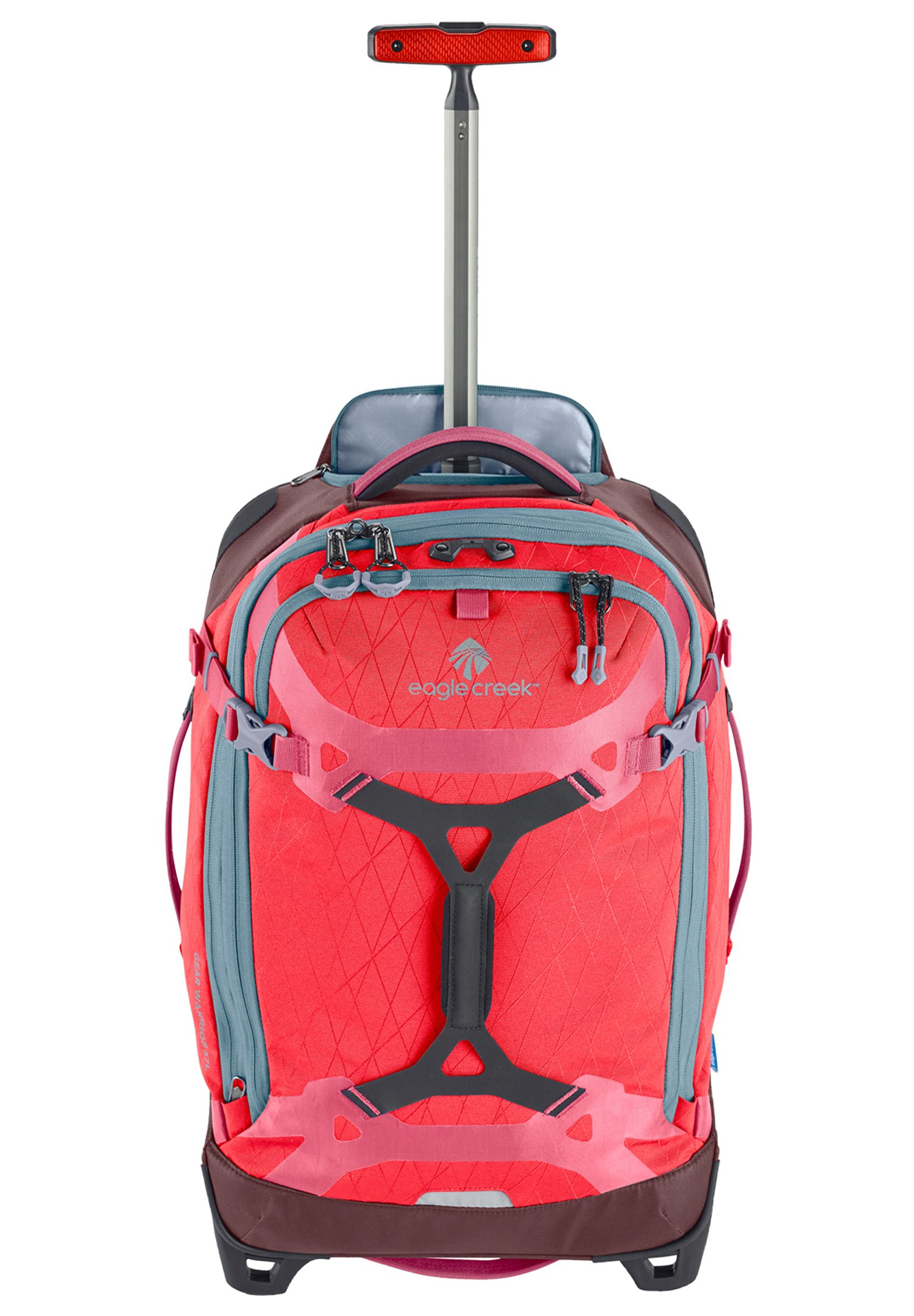 Homme GEAR WARRIOR CARRY ON - Valise à roulettes