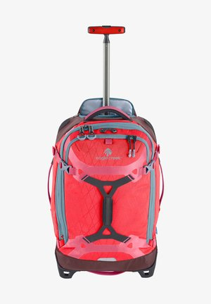 GEAR WARRIOR CARRY ON - Trolley - coral sunset