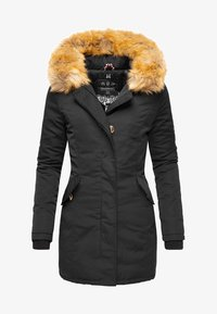 Marikoo - KARMAA - Winter coat - black - 0