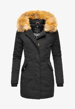 KARMAA - Winter coat - black