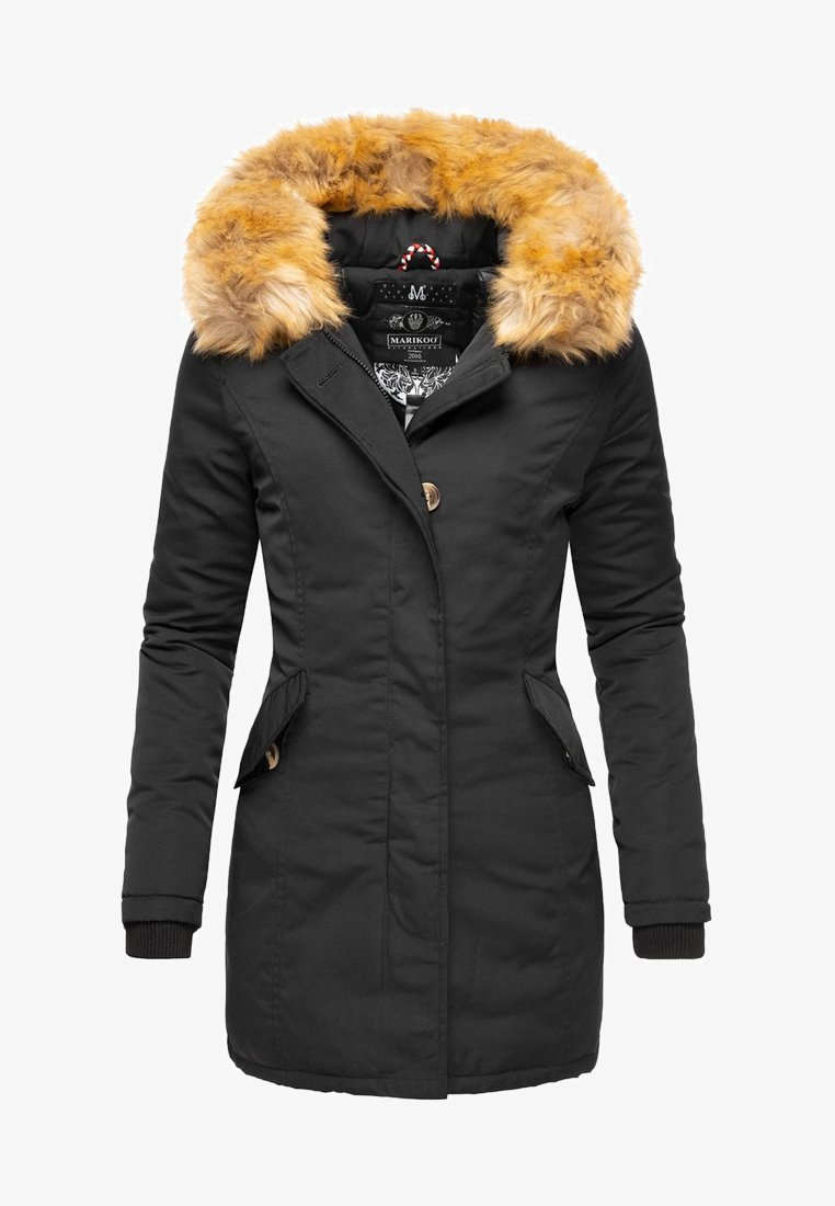 Marikoo - KARMAA - Winter coat - black