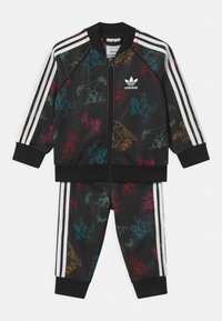 adidas Originals - SET UNISEX - Träningsjacka - black/multicolor - 0
