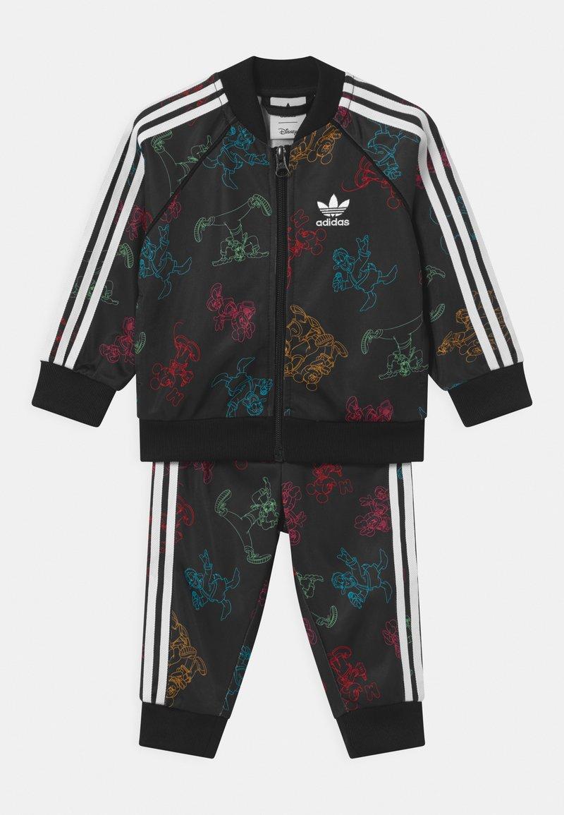 adidas Originals - SET UNISEX - Träningsjacka - black/multicolor
