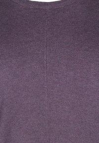 Zizzi - Trui - purple - 2