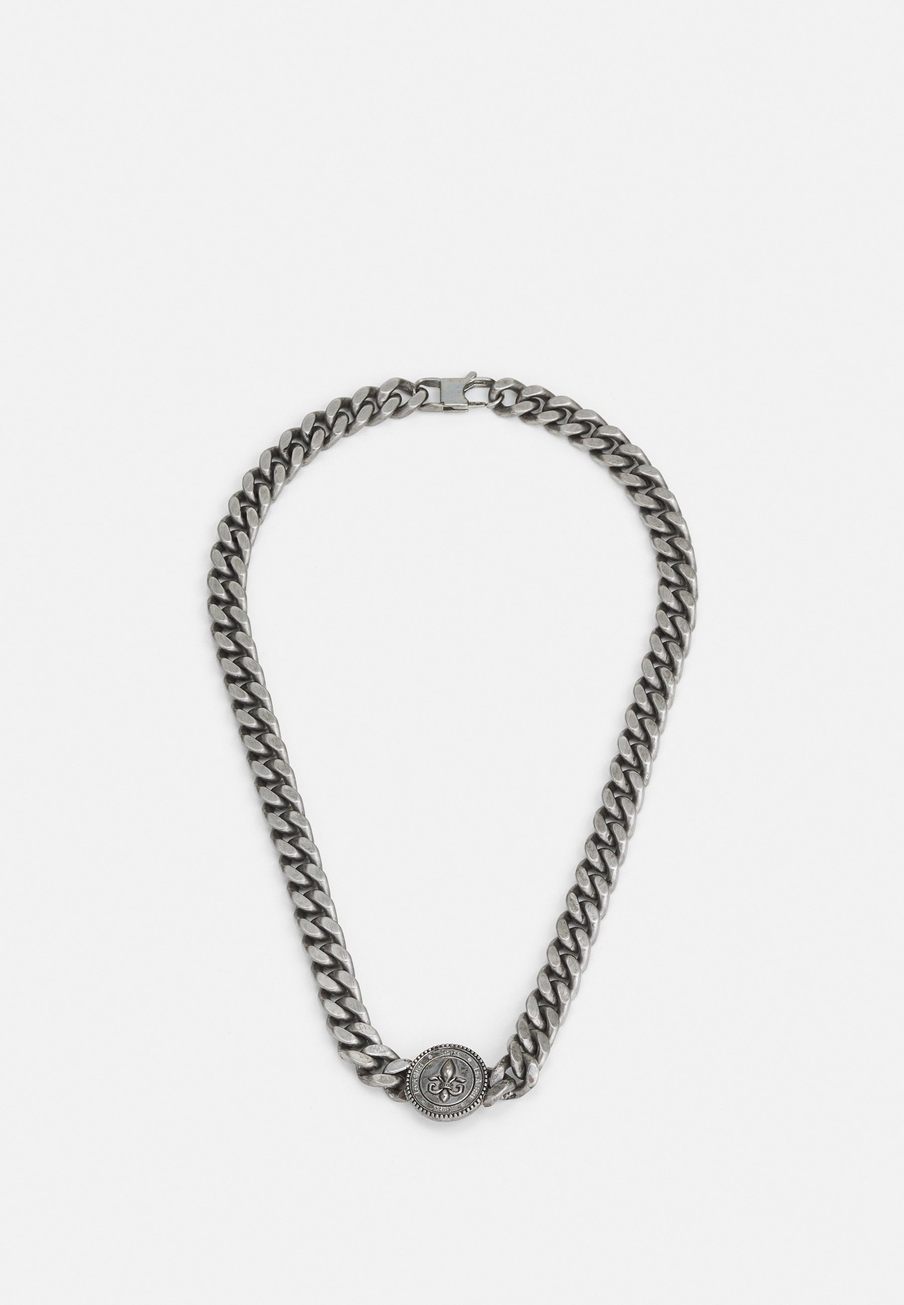 Homme CURB DOTTED UNISEX - Collier